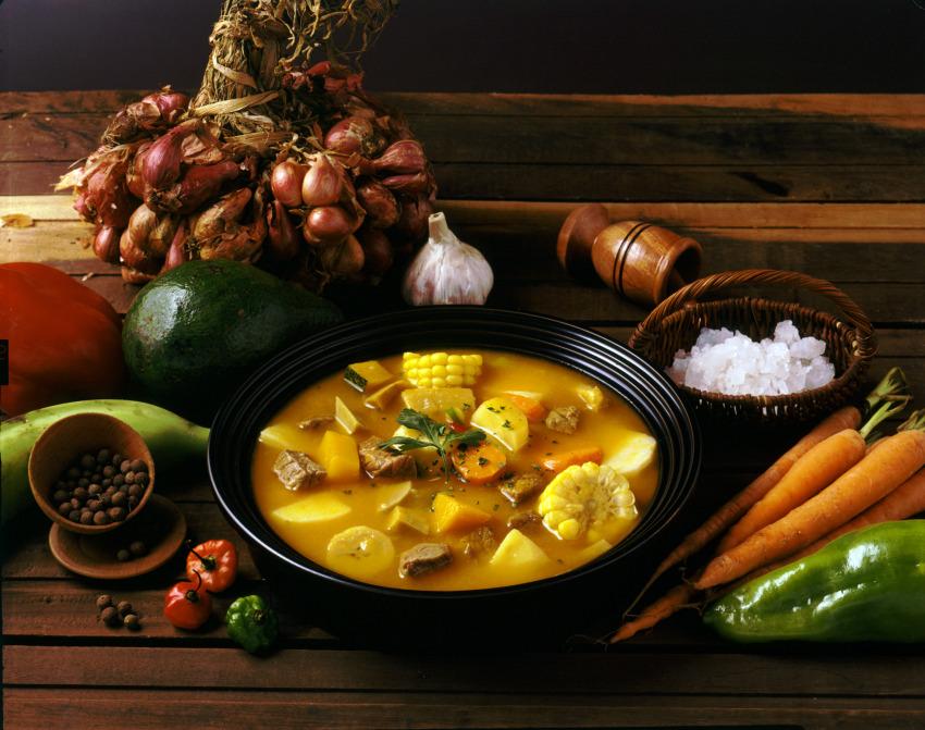 La cocina dominicana: origen y evolución