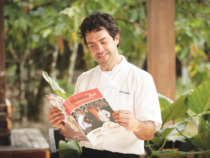 Chef Chris Kollar