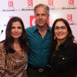 Laura Rizek, Carlos Estévez & Ana Lebrón