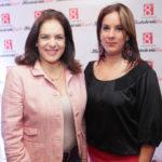 Saraida y Patricia de Marchena