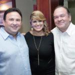 Andrés Marranzini, Marcelle Alvarez & Edgar Rubio