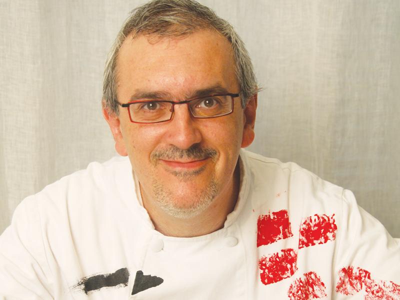 Chef Xabier-Guitierrez
