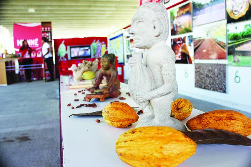Un festival con sabor a cacao por los cinco sentidos