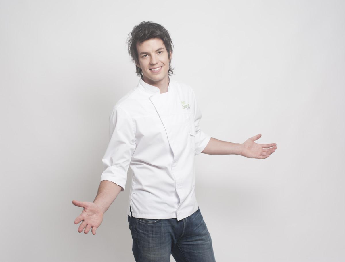 Chef Pedro Lambertini
